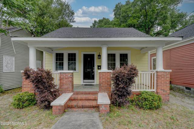 813 Walnut Street, Wilmington, NC 28401 (MLS #100270002) :: Carolina Elite Properties LHR