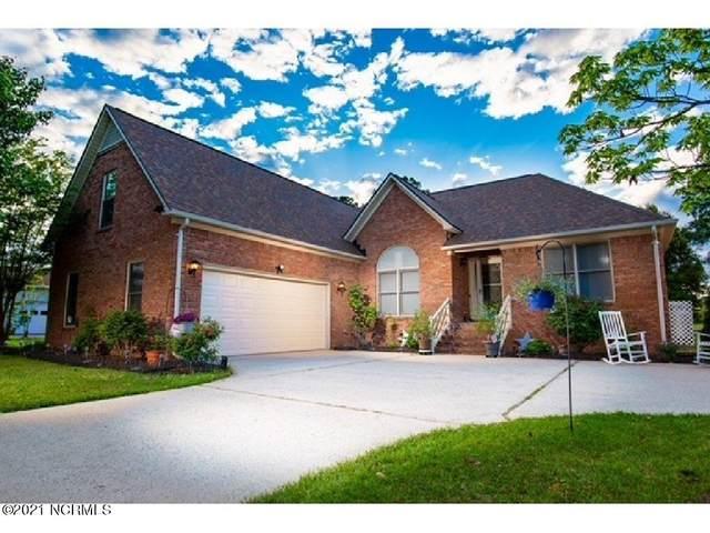 1205 Pelican Drive, New Bern, NC 28560 (MLS #100270016) :: Lynda Haraway Group Real Estate