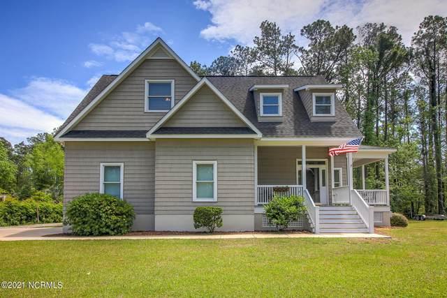 724 Comet Drive, Beaufort, NC 28516 (MLS #100270021) :: Carolina Elite Properties LHR
