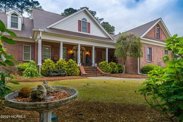 1703 Bloomsbury Road, Greenville, NC 27858 (MLS #100270026) :: Carolina Elite Properties LHR