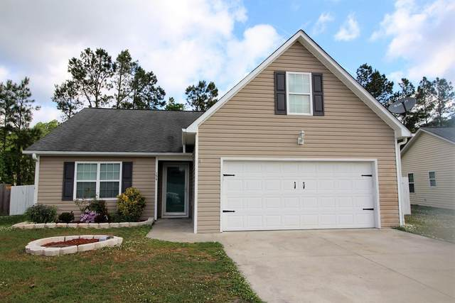 154 Crooked Run Drive, New Bern, NC 28560 (MLS #100270031) :: Great Moves Realty