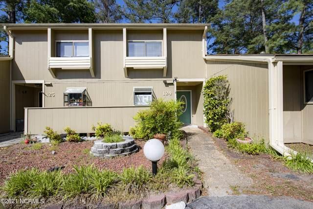 124 Quarterdeck Townes, New Bern, NC 28562 (MLS #100270032) :: Carolina Elite Properties LHR