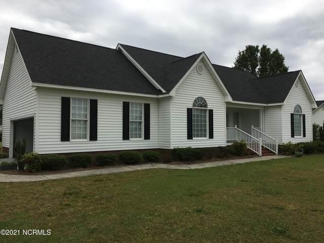 46 Hidden Cove Lane, Clinton, NC 28328 (MLS #100270056) :: CENTURY 21 Sweyer & Associates