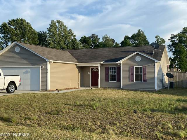 414 Midnight Drive, Richlands, NC 28574 (MLS #100270060) :: Berkshire Hathaway HomeServices Hometown, REALTORS®