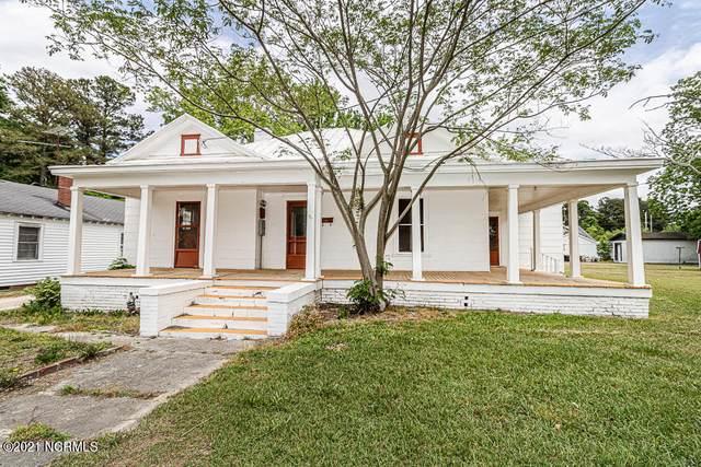 910 Nashville Road, Rocky Mount, NC 27803 (MLS #100270083) :: Carolina Elite Properties LHR