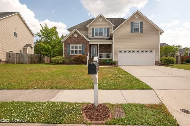 403 Brunswick Drive, Jacksonville, NC 28546 (MLS #100270106) :: Courtney Carter Homes
