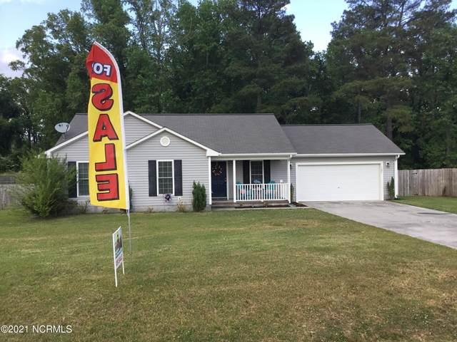 127 Laredo Drive, Jacksonville, NC 28540 (MLS #100270115) :: Courtney Carter Homes