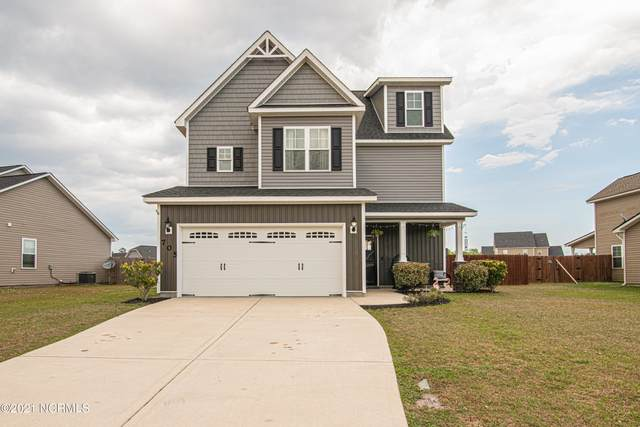 705 Dexter Court, Jacksonville, NC 28546 (MLS #100270120) :: David Cummings Real Estate Team