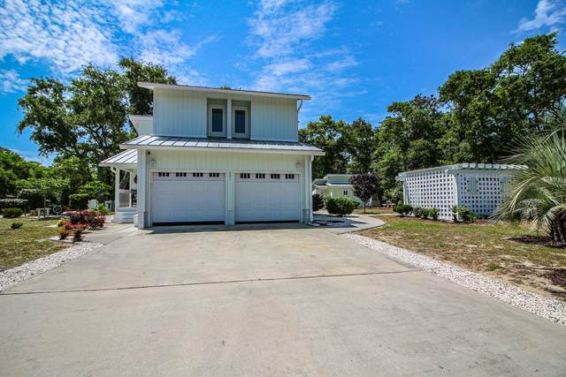 501 W Oak Island Drive, Oak Island, NC 28465 (MLS #100270121) :: Stancill Realty Group