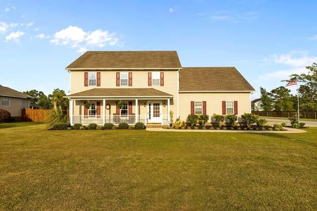 120 Cormorant Drive, Swansboro, NC 28584 (MLS #100270122) :: RE/MAX Elite Realty Group
