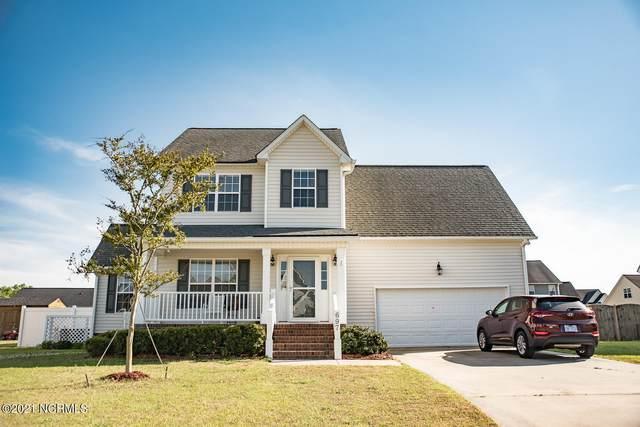 697 Alexandria Lane, Winterville, NC 28590 (MLS #100270130) :: Carolina Elite Properties LHR