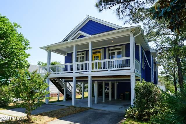 1709 Mackerel Lane, Carolina Beach, NC 28428 (MLS #100270148) :: The Rising Tide Team