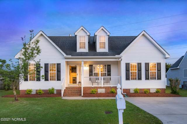 1224 Quarterpath Drive, Winterville, NC 28590 (MLS #100270150) :: Carolina Elite Properties LHR