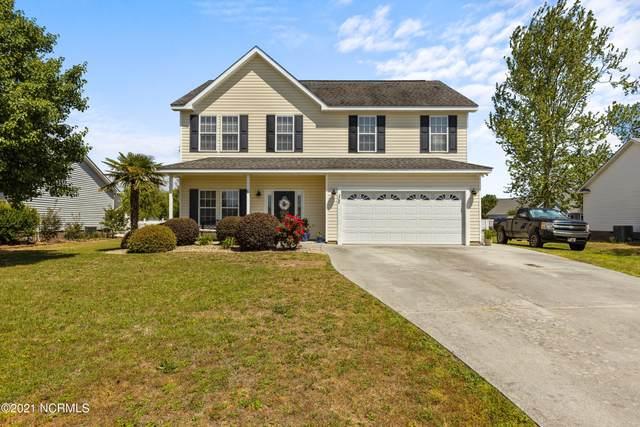 208 Hickory Shores Drive, Newport, NC 28570 (MLS #100270155) :: Carolina Elite Properties LHR