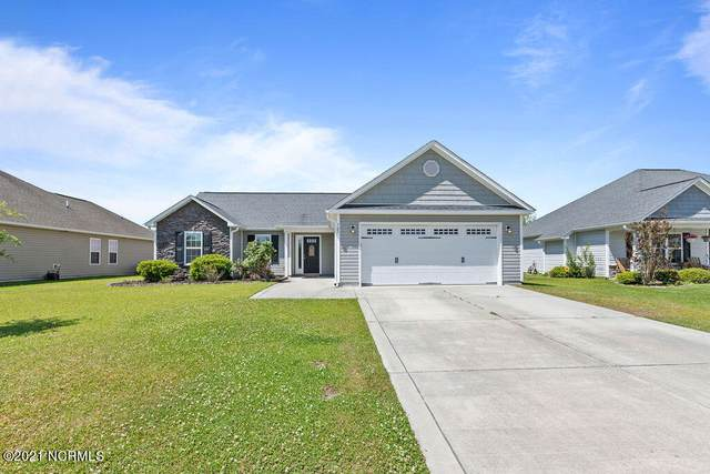 727 Radiant Drive, Jacksonville, NC 28546 (MLS #100270168) :: Carolina Elite Properties LHR