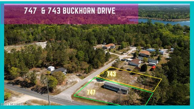 743 Buckhorn Drive SW, Supply, NC 28462 (MLS #100270190) :: The Rising Tide Team