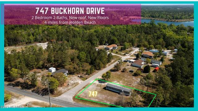 747 Buckhorn Drive SW, Supply, NC 28462 (MLS #100270201) :: The Rising Tide Team
