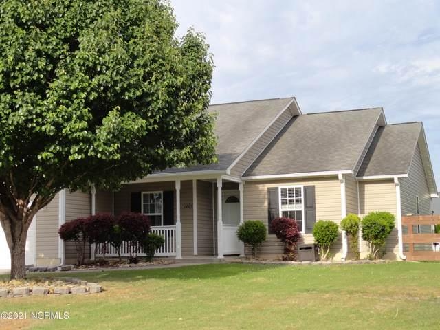 1405 Scotch Pine Court, Havelock, NC 28532 (MLS #100270219) :: Berkshire Hathaway HomeServices Prime Properties