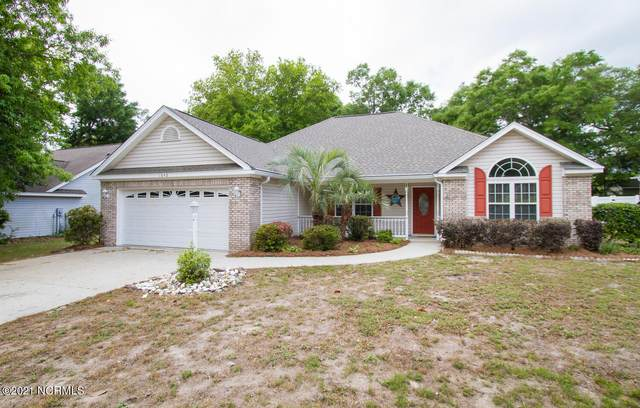 1642 Lake Tree Drive SW, Ocean Isle Beach, NC 28469 (MLS #100270225) :: Donna & Team New Bern