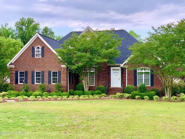 345 Morris Bbq Road, Hookerton, NC 28538 (MLS #100270255) :: Barefoot-Chandler & Associates LLC