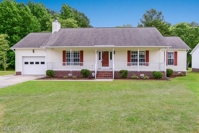 874 Winterfield Drive, Winterville, NC 28590 (MLS #100270262) :: Stancill Realty Group