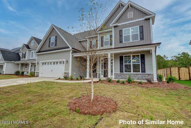5227 Trumpet Vine Way, Wilmington, NC 28412 (MLS #100270284) :: Carolina Elite Properties LHR