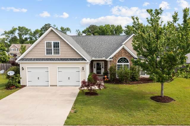 612 Cheltenham Drive, Greenville, NC 27858 (MLS #100270288) :: Berkshire Hathaway HomeServices Prime Properties