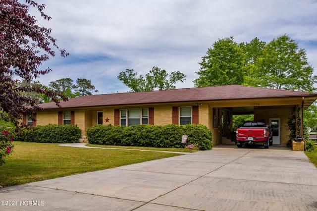 1200 Antioch Road, New Bern, NC 28560 (MLS #100270289) :: Berkshire Hathaway HomeServices Prime Properties