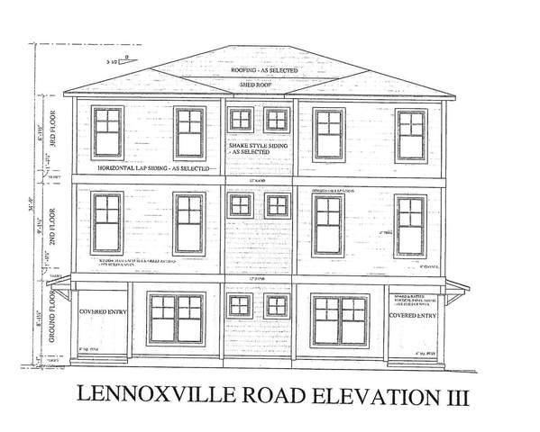 1205 Lennoxville Road C, Beaufort, NC 28516 (MLS #100270303) :: Carolina Elite Properties LHR
