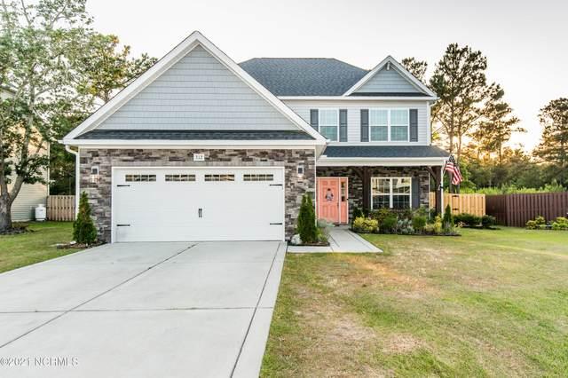 312 Red Cedar Drive, Sneads Ferry, NC 28460 (MLS #100270319) :: Carolina Elite Properties LHR