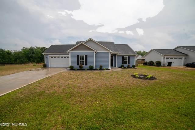 117 Sages Ridge Drive, Holly Ridge, NC 28445 (MLS #100270321) :: Carolina Elite Properties LHR