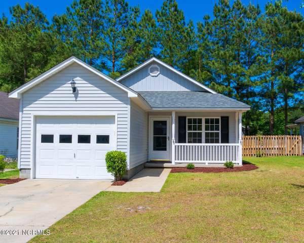213 Buckskin Drive, New Bern, NC 28562 (MLS #100270360) :: Lynda Haraway Group Real Estate