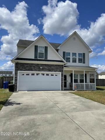 100 Amberwine Circle, Richlands, NC 28574 (MLS #100270361) :: David Cummings Real Estate Team