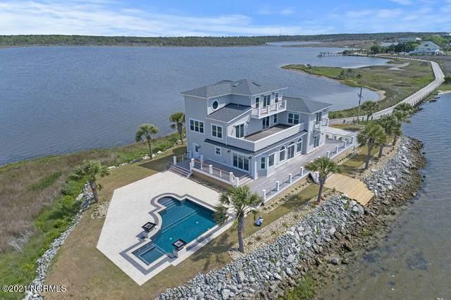 400 Waterway Drive, Sneads Ferry, NC 28460 (MLS #100270368) :: Carolina Elite Properties LHR