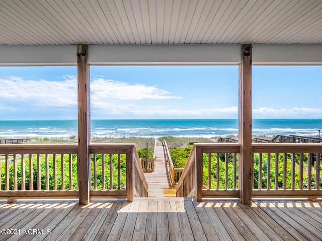 438 Fort Fisher Boulevard N, Kure Beach, NC 28449 (MLS #100270370) :: Coldwell Banker Sea Coast Advantage