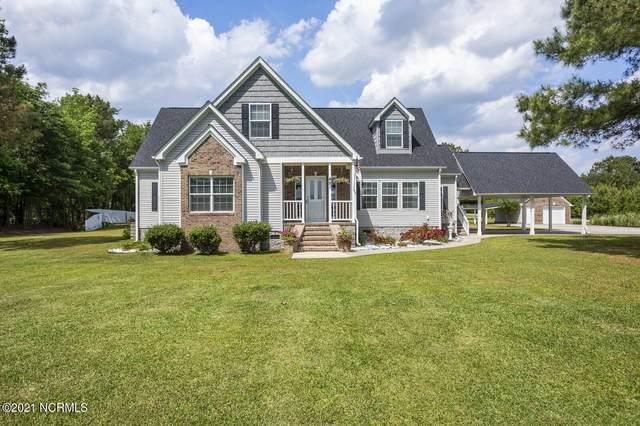 421 Jackson Store Road, Beulaville, NC 28518 (MLS #100270378) :: Lynda Haraway Group Real Estate