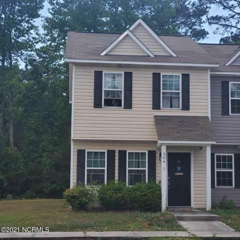 304 Burley Drive #1, Hubert, NC 28539 (MLS #100270382) :: David Cummings Real Estate Team