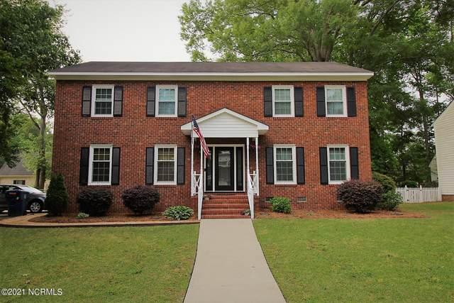 2802 Pinehurst Drive, Kinston, NC 28504 (MLS #100270388) :: Berkshire Hathaway HomeServices Prime Properties
