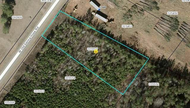Lot 1 W Old Spring Hope Road, Spring Hope, NC 27882 (MLS #100270391) :: The Rising Tide Team
