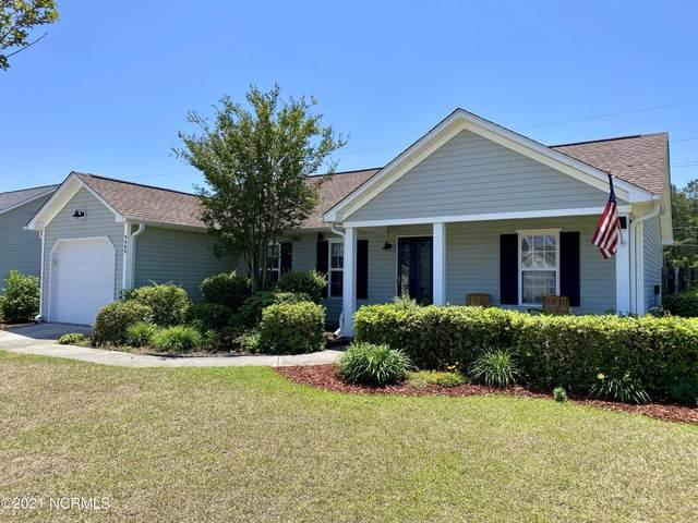 9489 Huckabee Drive NE, Leland, NC 28451 (MLS #100270392) :: David Cummings Real Estate Team