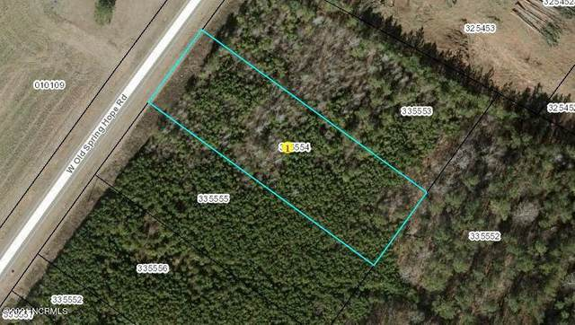 Lot 2 W Old Spring Hope Road, Spring Hope, NC 27882 (MLS #100270402) :: The Rising Tide Team