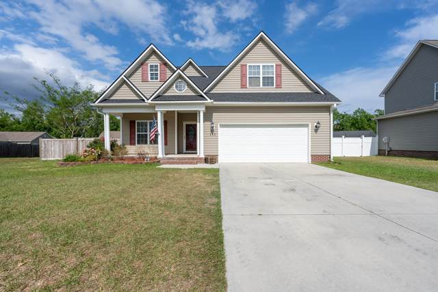 111 Borough Nest Drive, Swansboro, NC 28584 (MLS #100270404) :: The Cheek Team