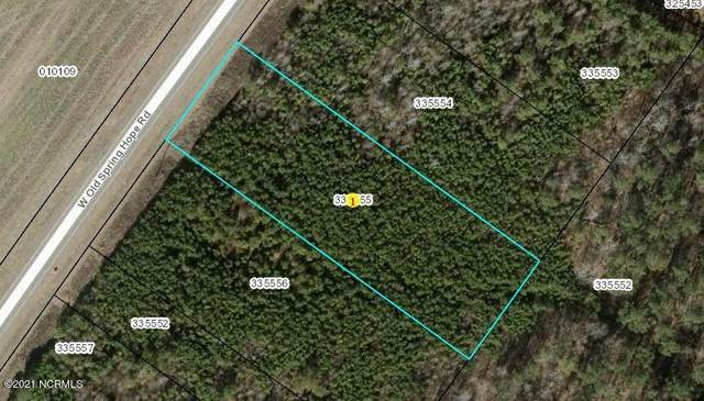 Lot 3 W Old Spring Hope Road, Spring Hope, NC 27882 (MLS #100270405) :: The Rising Tide Team