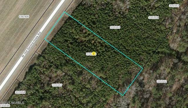 Lot 4 W Old Spring Hope Road, Spring Hope, NC 27882 (MLS #100270406) :: The Rising Tide Team