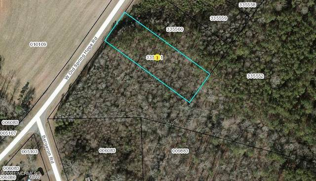 Lot 9 W Old Spring Hope Road, Spring Hope, NC 27882 (MLS #100270411) :: The Rising Tide Team