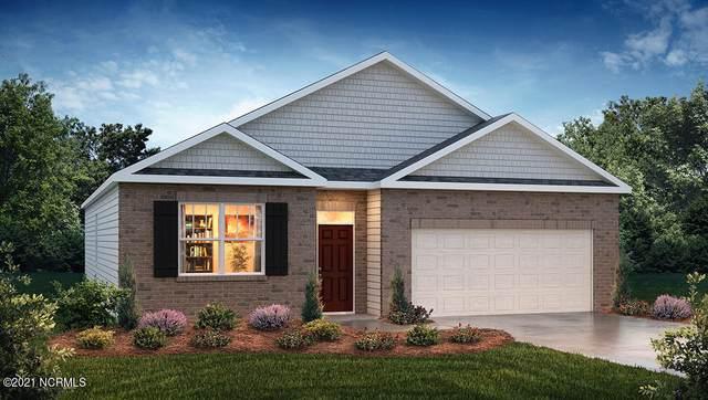 3388 Eggers Road, Rocky Mount, NC 27804 (MLS #100270412) :: Lynda Haraway Group Real Estate