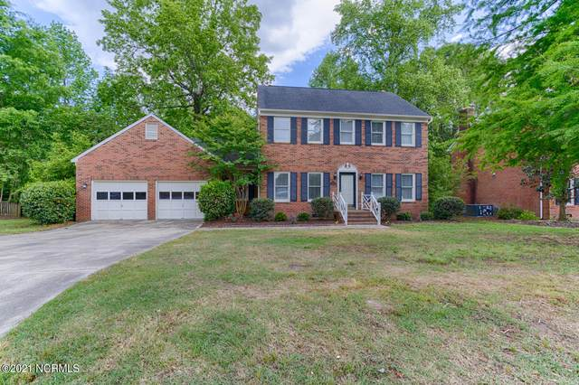 1814 Crooked Creek Road, Greenville, NC 27858 (MLS #100270416) :: The Rising Tide Team