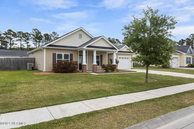 420 Patriots Point Lane, Swansboro, NC 28584 (MLS #100270430) :: Great Moves Realty