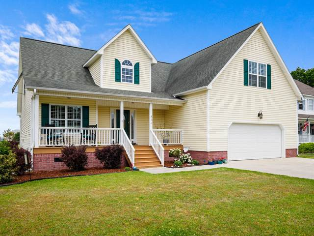 511 Greenfield Place, Sneads Ferry, NC 28460 (MLS #100270439) :: Thirty 4 North Properties Group