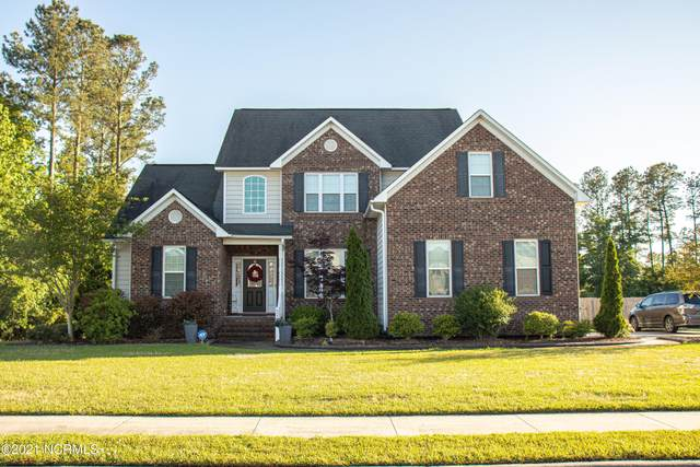 625 Stagecoach Drive, Jacksonville, NC 28546 (MLS #100270443) :: Thirty 4 North Properties Group